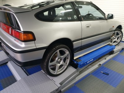 BYC CRX side skirts